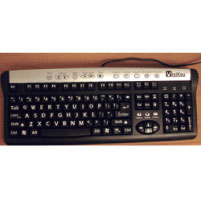 Ensight Skills Center Store: Enhanced_Visibility_Wired_Keyboard