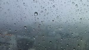 Lost in the rain: a personal story with vision loss.