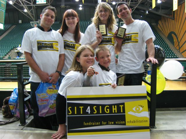 volunteers at Ensight event