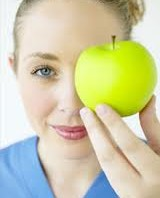 Learn how to eat healthy and maintain great eye health!