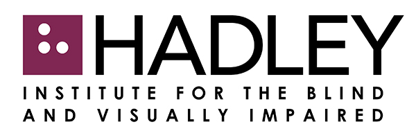 Hadley Institute for the Blind logo