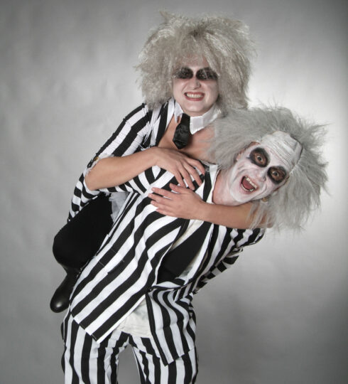 Beatlejuice costumes