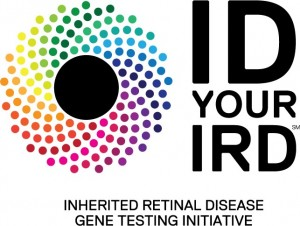 The ID Your IRD genetic testing initiative, launched by Spark Therapeutics, provides access to free genetic testing for people (U.S. residents) with certain IRDs including: Leber congenital amaurosis, retinitis pigmentosa, and choroideremia.