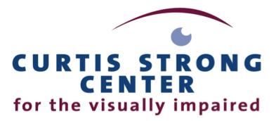 Curtis Strong Center logo
