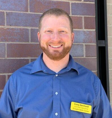 picture of Dr. Corey Bernhardt